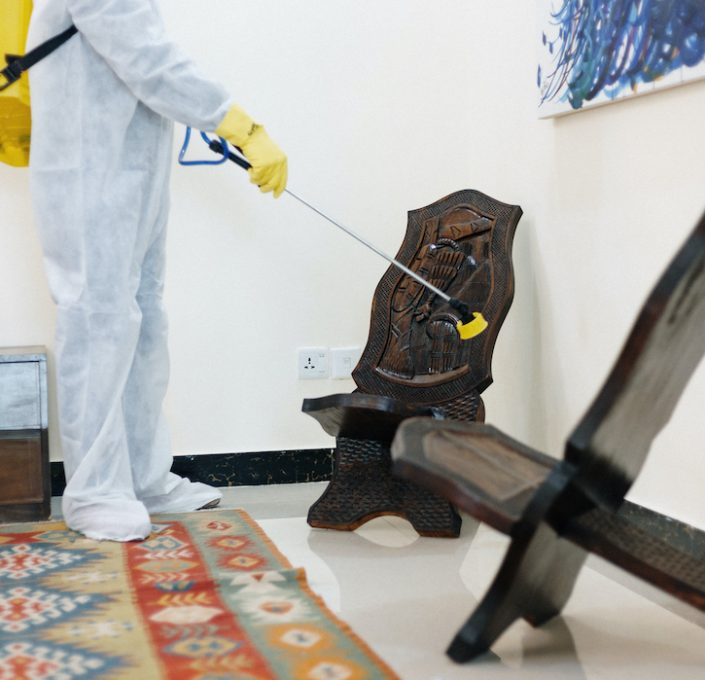 li-contracting-disinfect-house